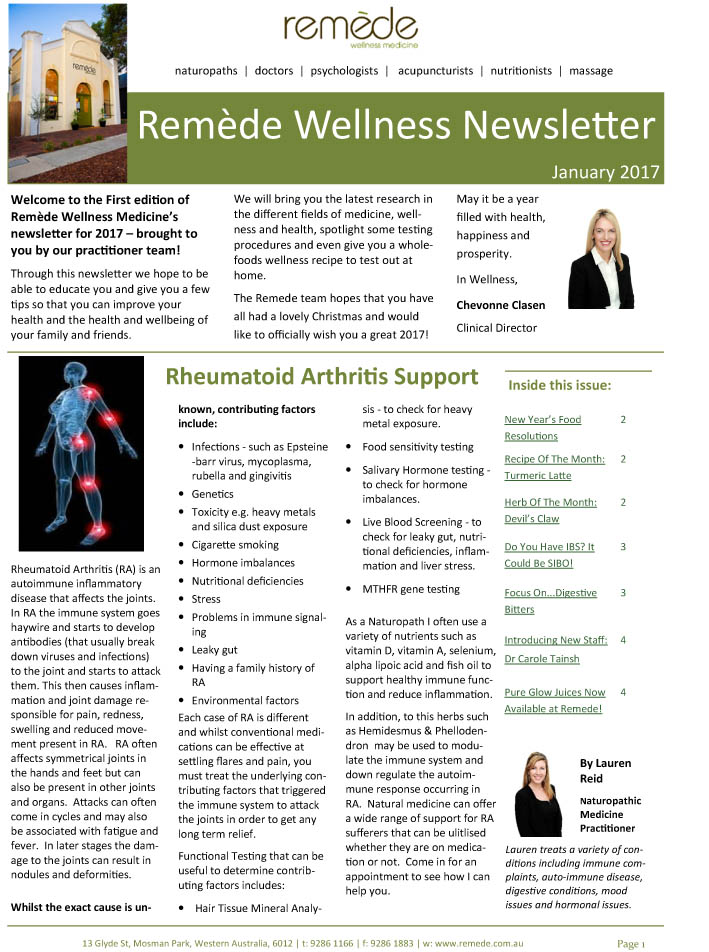 Remede Newsletter jan 2017.pub